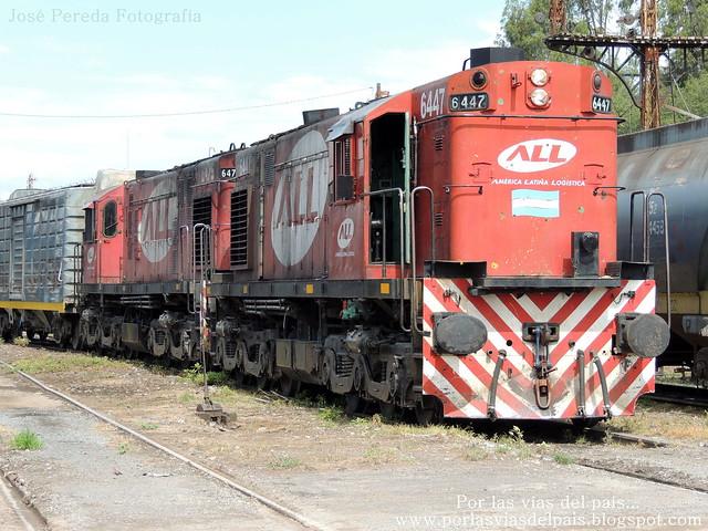 ALCO RSD35 6447 - 6475