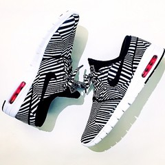 Nike Stefan Janoski Max Qs Dazzle