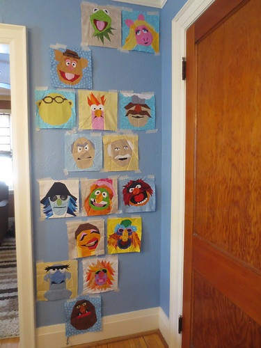 Muppets blocks to date