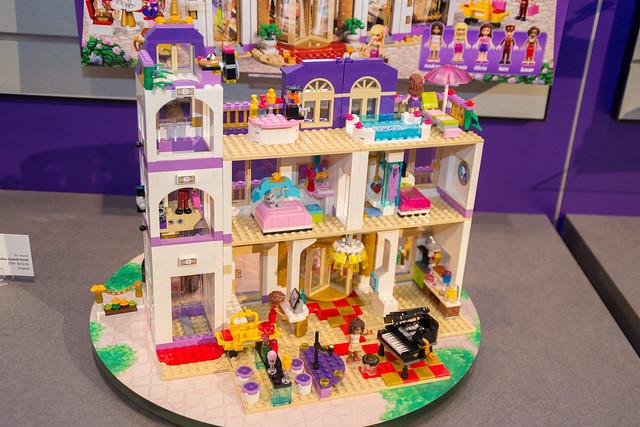 Lego Friends Hotel Set