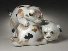 pet(0.0), dalmatian(0.0), porcelain(0.0), toy(0.0), animal(1.0), dog(1.0), mammal(1.0), figurine(1.0), ceramic(1.0),