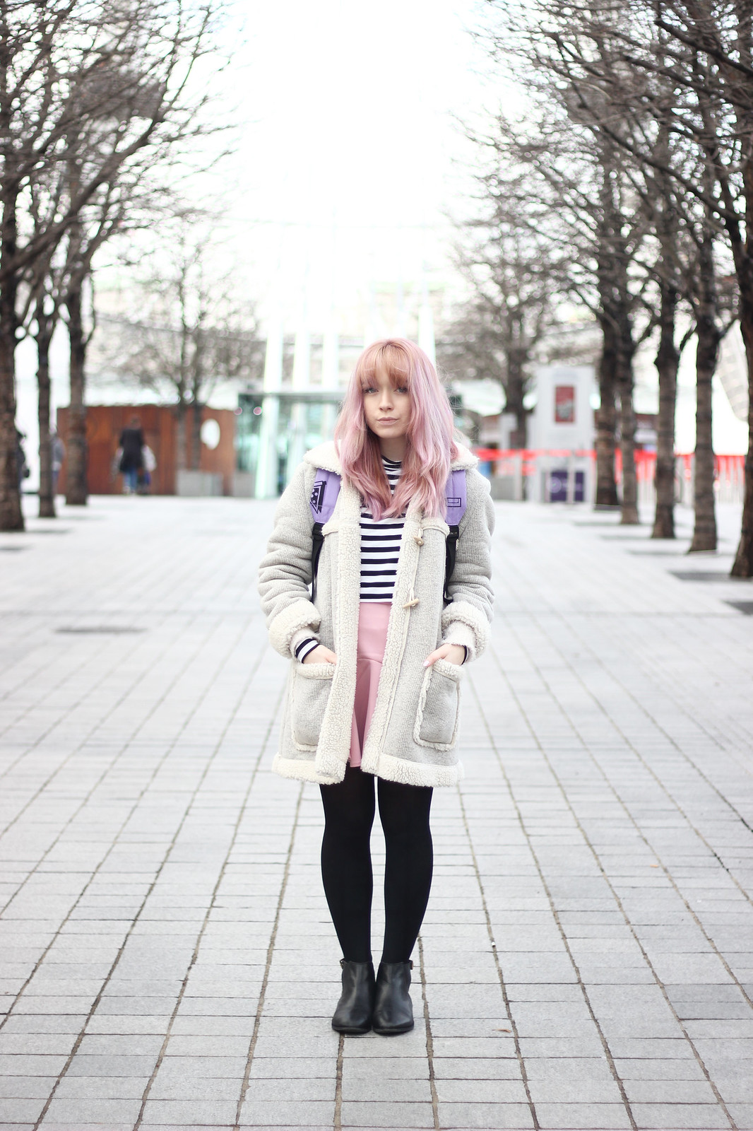 pastel-hair-shearling-coat
