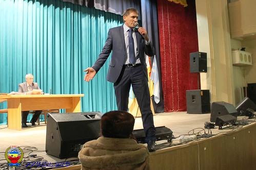 Конференция Светловодской городской организации Партии Пенсионеров Украины 28 января 2014 г. (30)