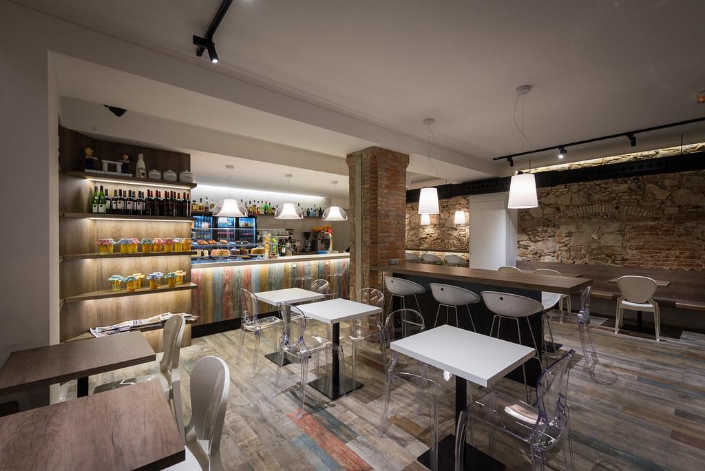Reforma integral del bar cafeter a milky way standal - Reforma de interiores ...