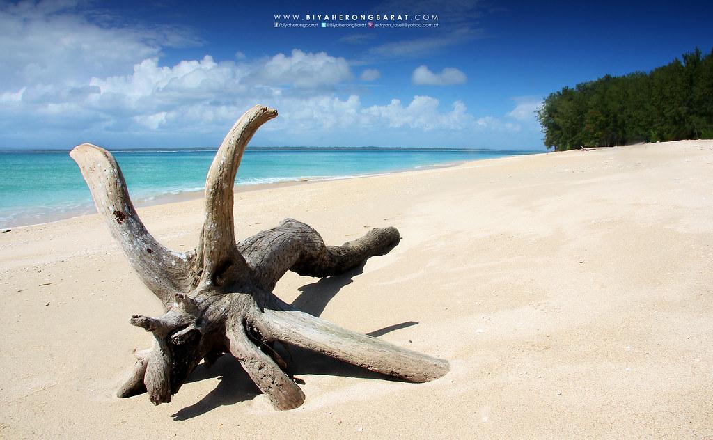 Apuao Grande Mercedes Island white sand camarines norte