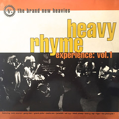THE BRAND NEW HEAVIES:HEAVY RHYME EXPERIENCE VOL.1(JACKET A)