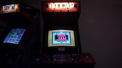 NBA Jam [Point Difference] 7 points (Arcade) by ichigokurosaki1991 [Score #43238]