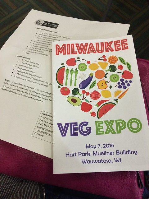 Milwaukee Veg Expo, May 7, 2016