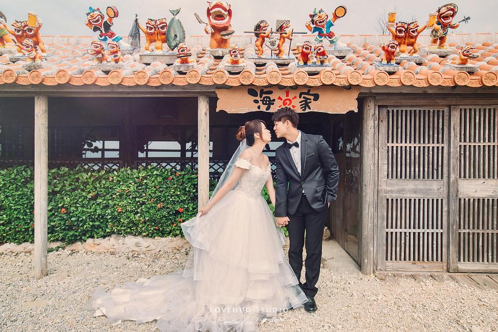 海外婚紗,自主婚紗,自助婚紗,日本,沖繩婚紗,婚攝Benson