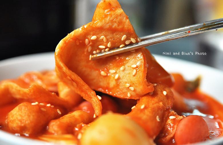 台中霧峰韓式料理美食瑪希噠韓式小吃平價11