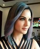 Sunny Leone's hair is officially blue/purple today, like it? @BollywoodStylefile :heart_eyes::kissing_heart::heart_eyes::kissing_heart: . @bollywoodbangkok  Hair by @tomasmoucka and make up by @nina_sagri .  #bollywoodstylefile #bollywood #bollywoodactor
