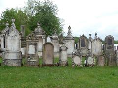 Le cimetière mennonite de Florimont