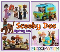 LEGO Scooby Doo minidolls 2
