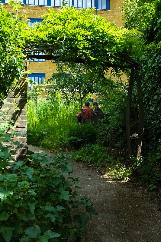 Tate Modern Community Garden-3