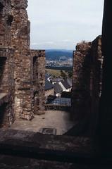 West Germany    -    Burg Greifenstein   -   September 1989