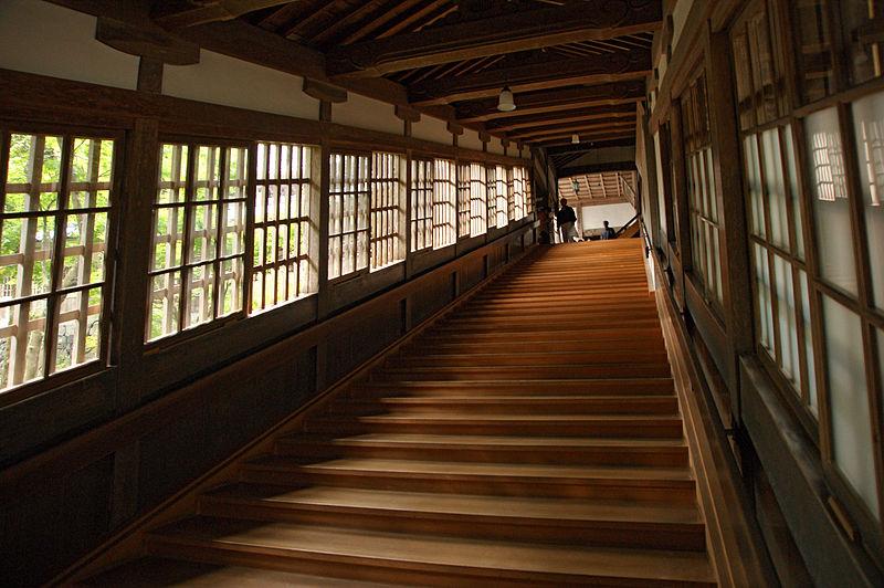 永平寺・回廊