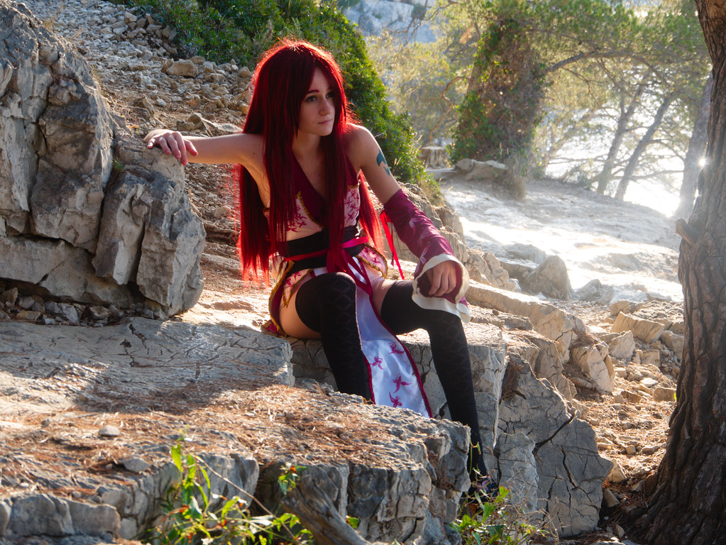related image - Shooting Erza Scarlet - Fairy Tail - Port Pin -2016-07-02- P1430853