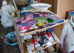Sun mu artist workshop, National capital area, Seoul, South korea