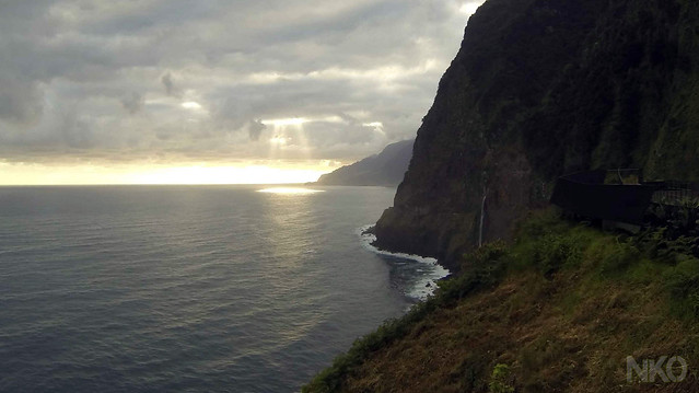 North Coast of Madeira from Seixal