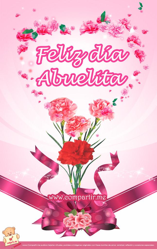 Frases De Amor Imagen Bonita Para Dedicar A La Abuelita P Flickr