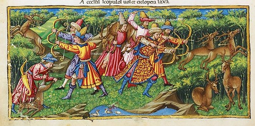 006-Bucolicon-Georgicon-Aeneis-1450-1460- Biblioteca Riccardiana de Florencia