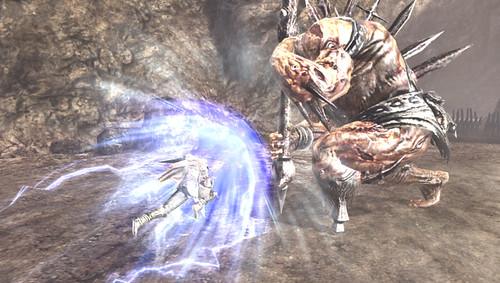 Soul Sacrifice: Spirits Storm Pinion