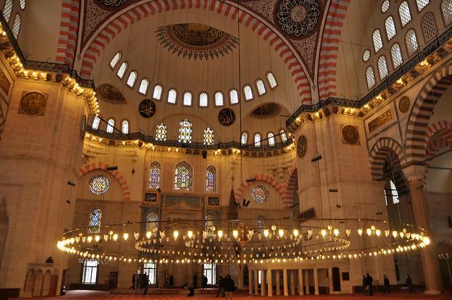 Mosquée de Suleiman (11)