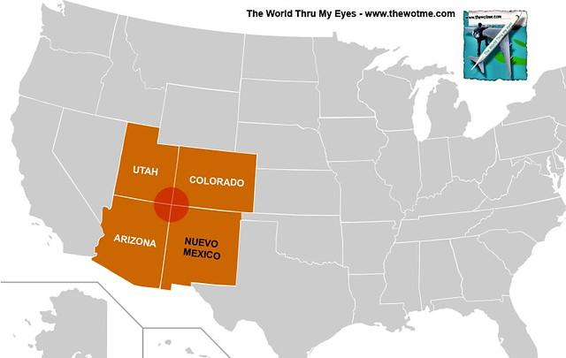 Four Corners, cómo estar en cuatro estados a la vez - 8789399707 96e82cd85c z - Four Corners, cómo estar en cuatro estados a la vez