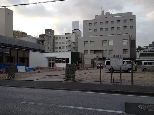 高知税務署跡地の今 by haruhiko_iyota