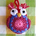 Crochet Owl by bunny mummy
