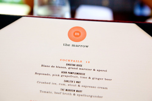 Brunch at The Marrow