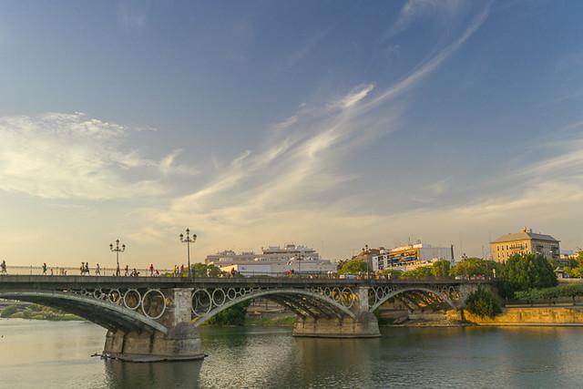 Puente de Triana - Sevilla