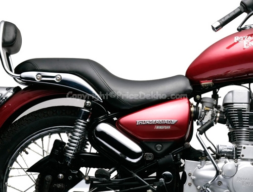 Royal enfield thunderbird kick start ( Seat )