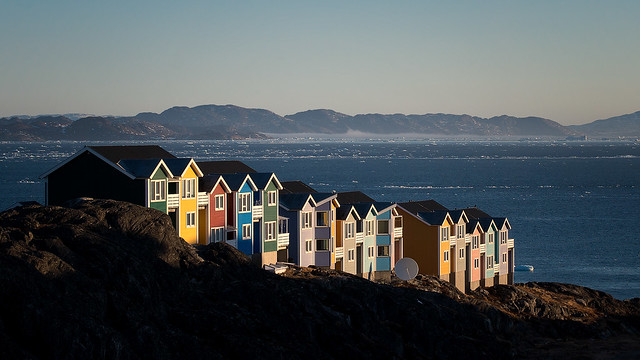 Nuuk, Greenland by CC user thomasletholsen on Flickr