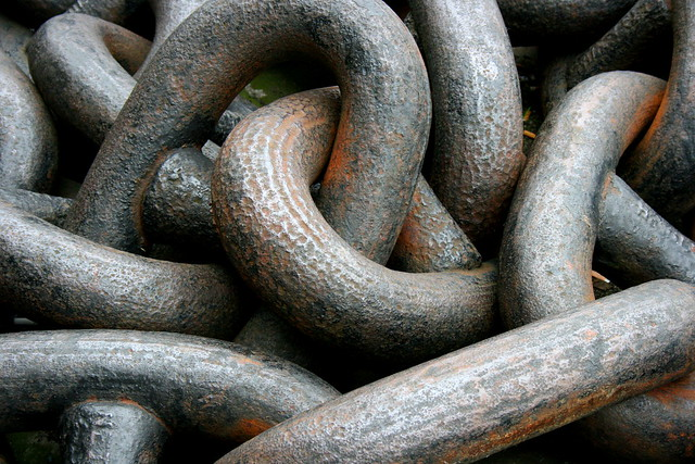 Anchor Chain #1