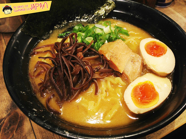 ramen shop by Akihabara Station 2