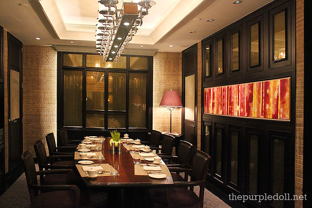 Spiral Tasting Function Room Sofitel Manila