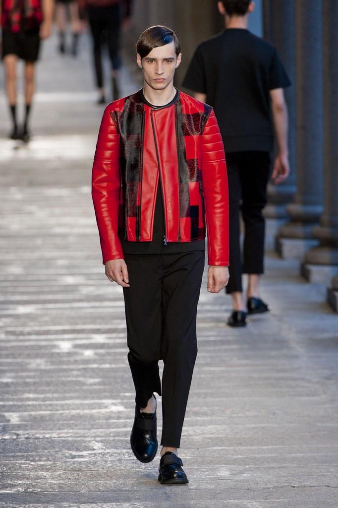 SS14 Milan Neil Barrett036_Adrien Sahores(fashionising.com)