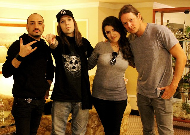 Children Of Bodom e Rockshock