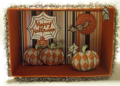 Halloween Shadowbox 2