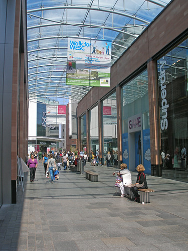 Princesshay shops