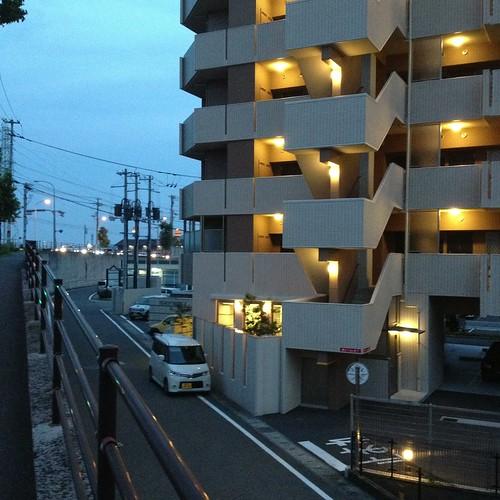 夕方の散歩 by haruhiko_iyota