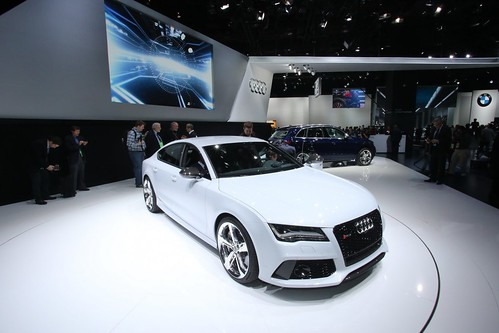 2015 Audi RS7 Sportback picture gallery