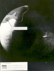 Explanatory Image of the First Explorer VI Picture of Earth