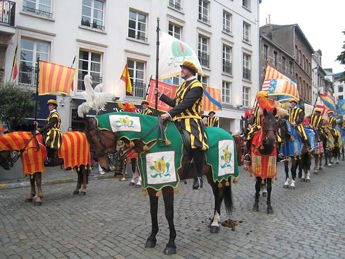 Brussels - Ommegang 2013