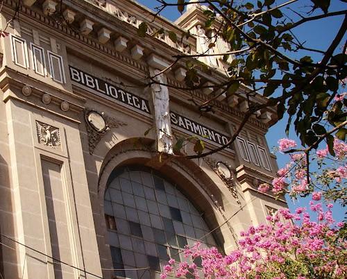 Biblioteca Popular Sociedad Sarmiento