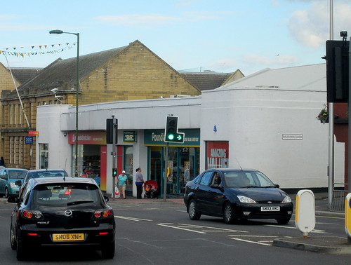 Poundland, Musselburgh from Bridge Street