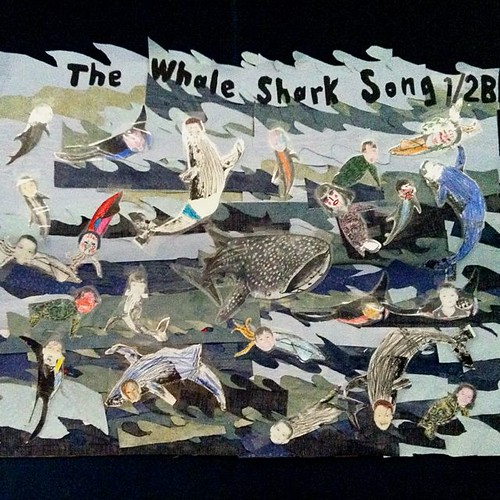 Whale shark song by 1/2B