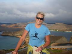 Grokette in Galapagos 1