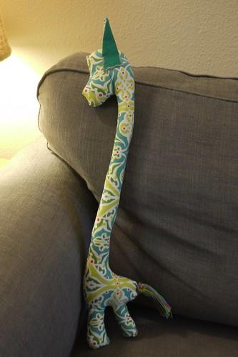 Paige's Giraffe